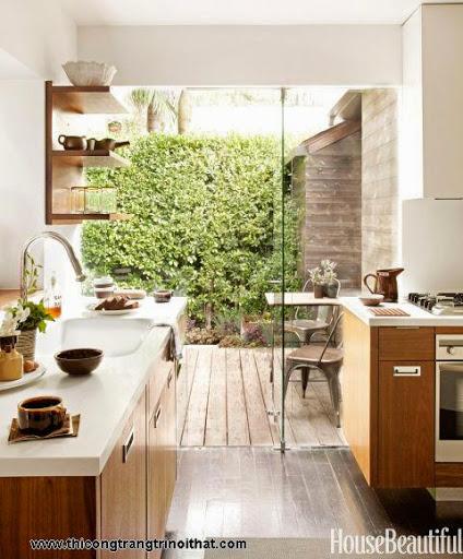 Những thiết kế thông minh cho nhà bếp nhỏ hẹp - <strong><em>Thiết kế nội thất</em></strong>-9
