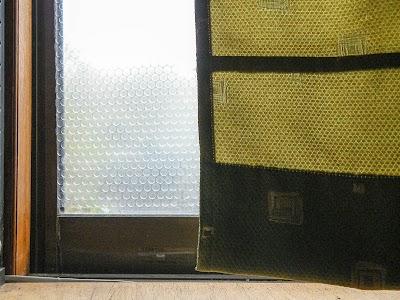 カーテン丈のばし後