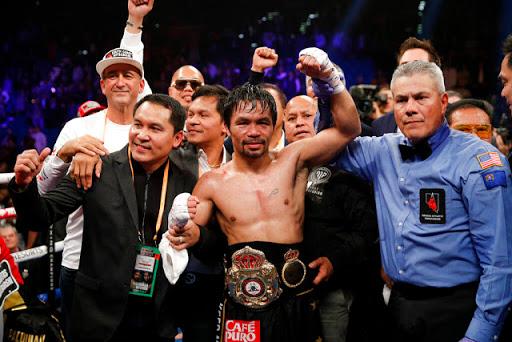 Pacquiao removed as WBA 'super' champ