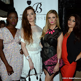 WWW.ENTSIMAGES.COM -  Models     at     The Bloggers Love Collection - fashion show The Penthouse, 1 Leicester Square, London August 22nd 2013                                                   Photo Mobis Photos/OIC 0203 174 1069