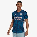 Jual Jersey Arsenal Third Musim 2020/2021