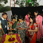 5th Annual Day 2014-15 (Saraswati Pujan)