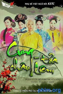 Phim Cung Tỏa Châu Liêm-Jade Palace Lock Heart