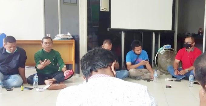 Tim KPW 1 Aceh Road Show Ke Aceh Timur Evaluasi Progres DD Tahun 2020