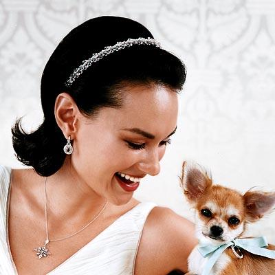 Свадьба в Праге с любимой собачкой