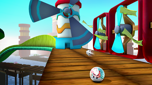 Mini Golf 3D City Stars Arcade - Multiplayer Rival 21.2 screenshots 3