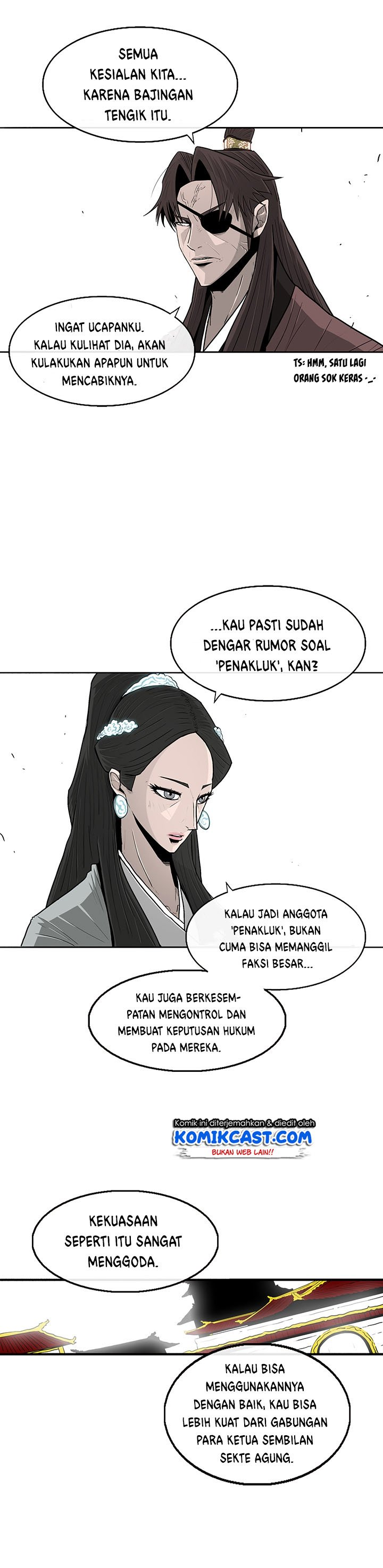 Legend of the Northern Blade Chapter 57