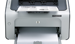 Download HP LaserJet P1007 inkjet printer driver software