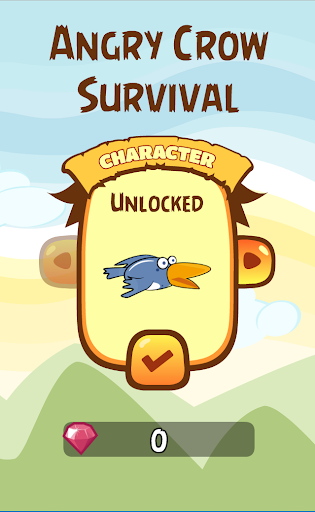 Angry Crow Survival