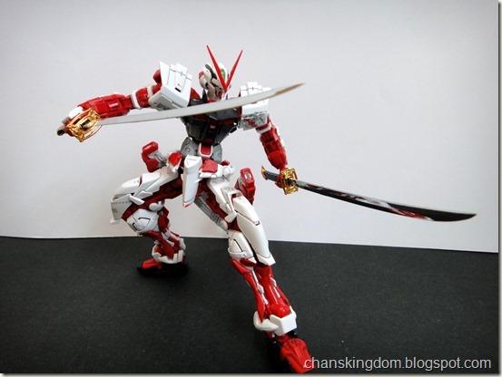 MBF-P02 Gundam Astray Red Frame -018