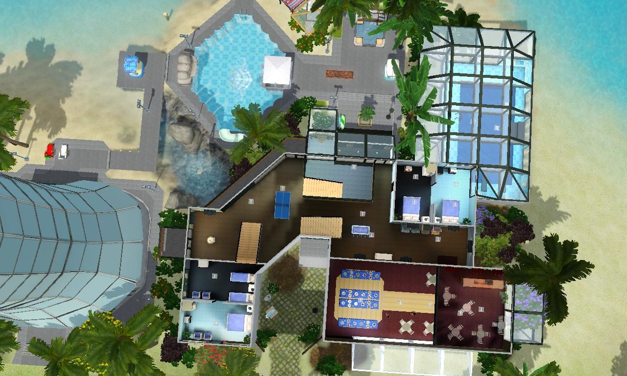 [Tutorial] Cómo tener un hotel 5 estrellas sin necesidad de gastar simoleones. Screenshot-66
