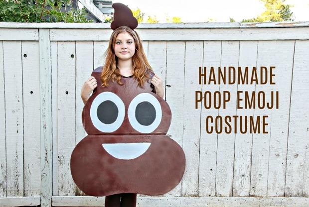 handmade-kids-poop-emoji-costume