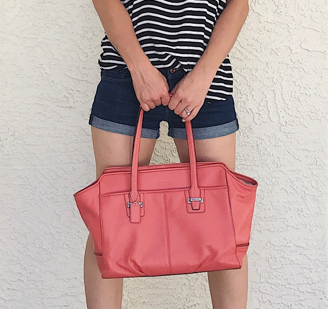Thrifty Wife, Happy Life || summer purse