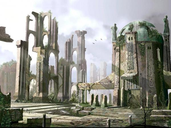 Temple Of The Great Ways, Magick Lands 2