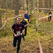 Peter Eriksson i ledning efter 1 km