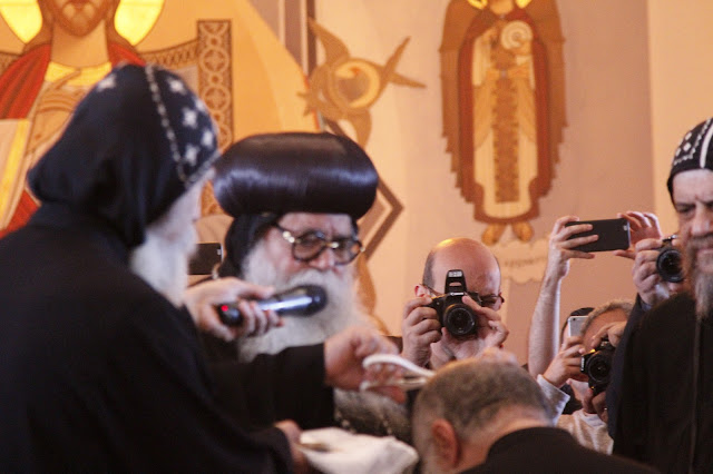 Consecration of Fr. Isaac & Fr. John Paul (monks) @ St Anthony Monastery - _MG_0500.JPG