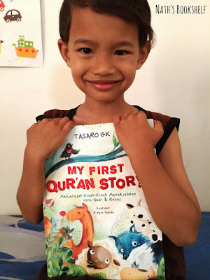 my first qur'an story
