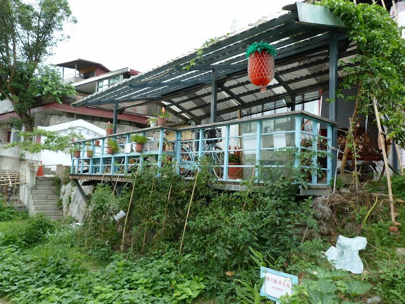 TAIWAN.Taipei TREASURE HILL Un mini quartier réhabilité à 10 mn a pied de gonguan MRT - P1020536.JPG