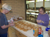 Meal Preparations for Men's and Women's Shelters, Sunday