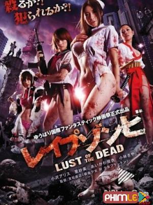 Phim Zombie Háo Sắc 1 - Rape Zombie: Lust of the Dead 1 (2012)