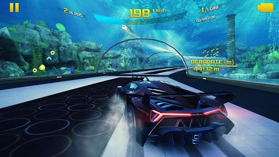 Asphalt 8: Airborne - Real Top Car Racing Game Screenshot