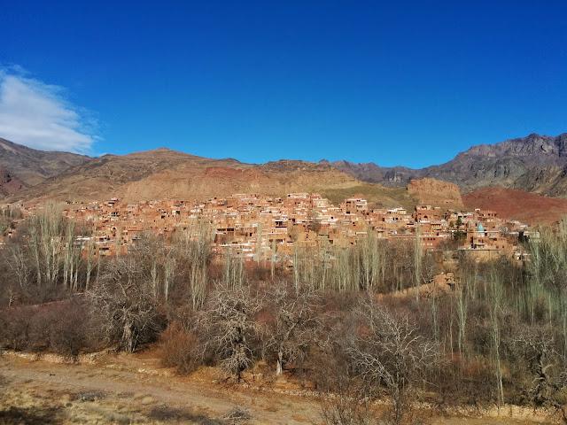 Scenic Abyaneh