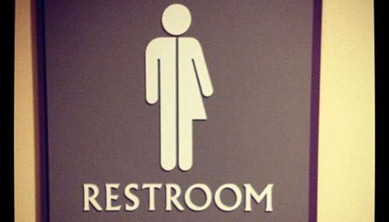 Transgender bathrooms? Okay by me, says Trump