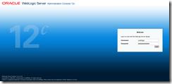 Oracle-WebLogic-Server-Administration-Console-Login