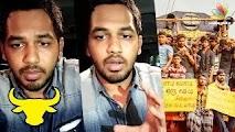 Not PETA, Mafia was targeting me : Hip Hop Tamizha Aadhi LIVE chat | Jallikattu Protest Speech