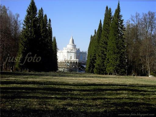 Ораниенбаум павильон Катальная горка Ринальди фото