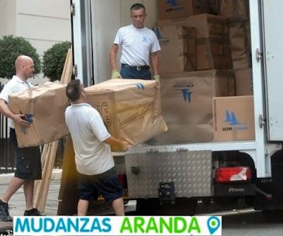 Empresas transportes Peñaranda de Duero