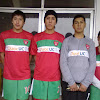 Atlético Puchacay y Unión Matadero inauguraron indumentaria deportiva en arranque de la liga penquis