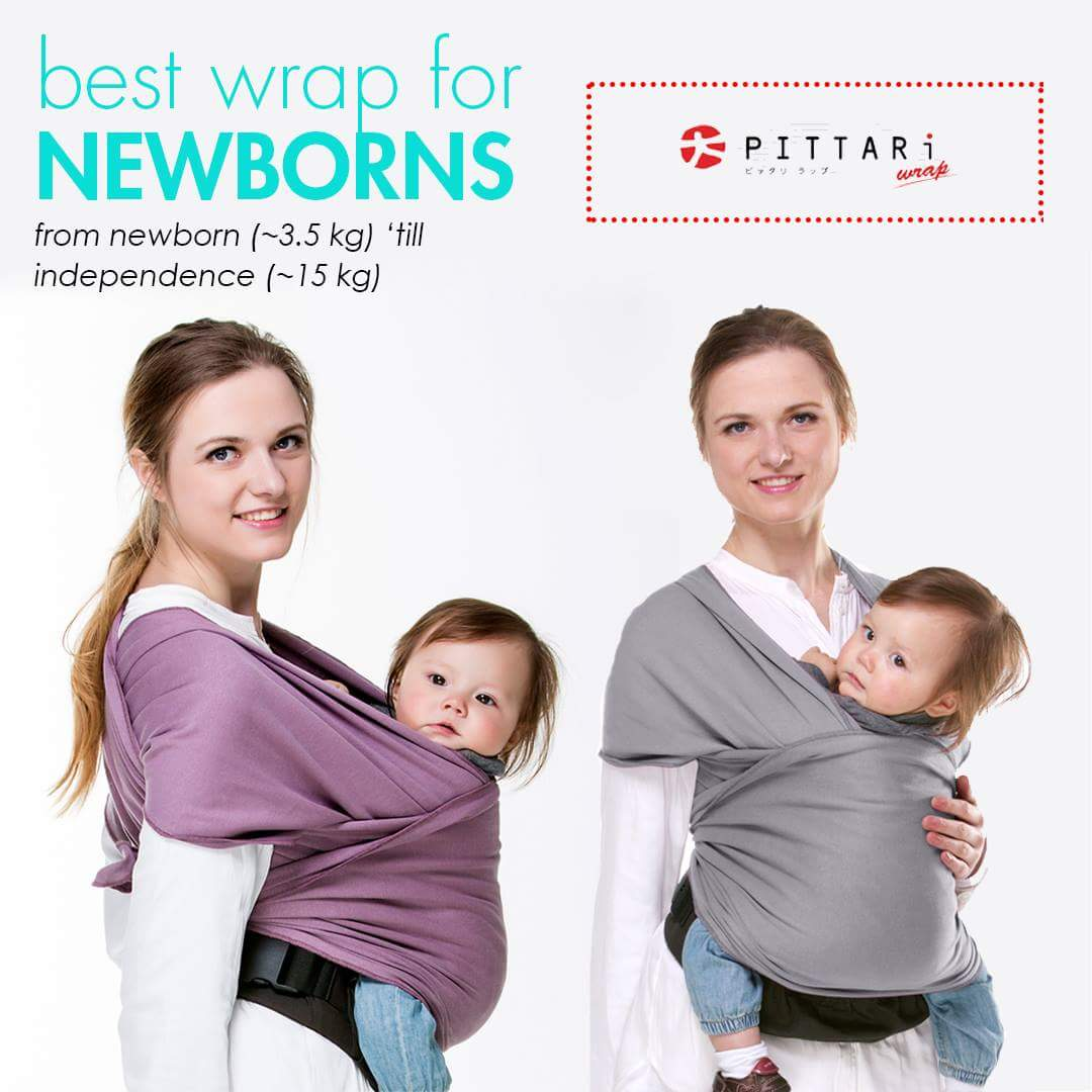 43fc1c4806d Babywearing with Pittari Wrap