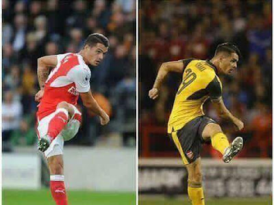 Arsenal Team News: This is why Xhaka and Ramsey will miss Swansea game!