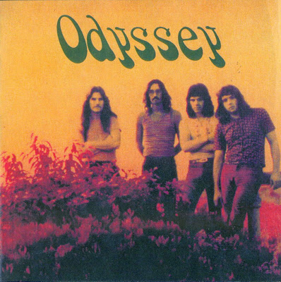 Odyssey ~ 1969 ~ Setting Forth
