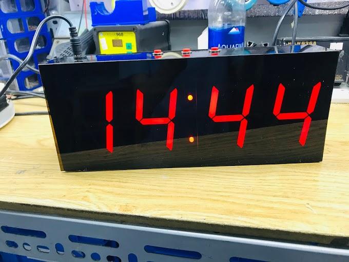 Đồng hồ led đếm ngược 4 số