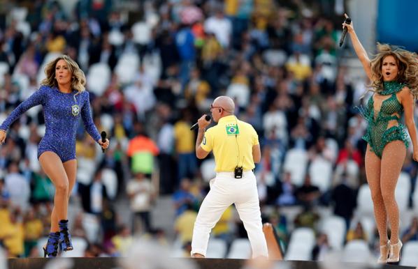 Imágenes del mundial de Brasil 2014