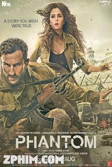 Truy Tìm Bóng Ma - Phantom (2015) Poster