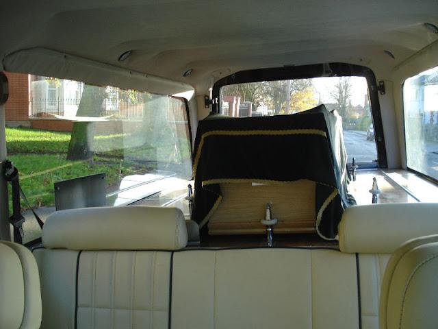 Bentley Turbo R Hearse