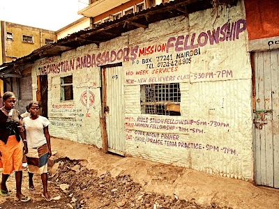 The Christian Ambassador's Mission Fellowship