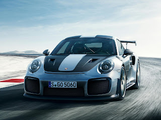 Fastest and most powerful Porsche 911 GT2 RS