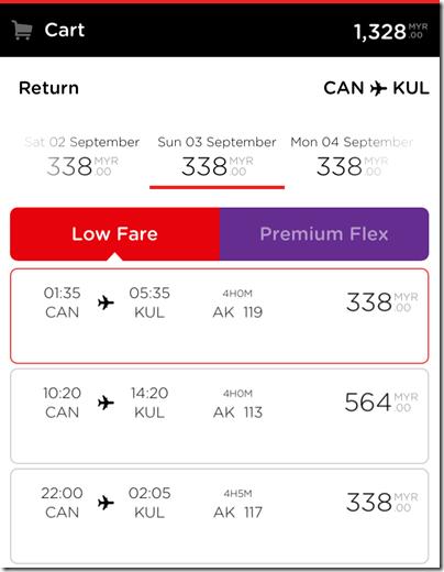 AirAsia KL-Guangzhou