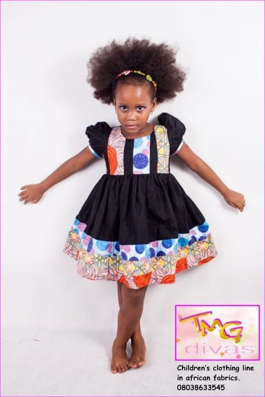 Beautiful Ankara styles for children (6)