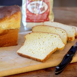 Gluten-Free Honey White Bread