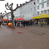 25. Februar 2012 Wahlkampftour mit MDL Wolfgang Schumacher Saarlouis