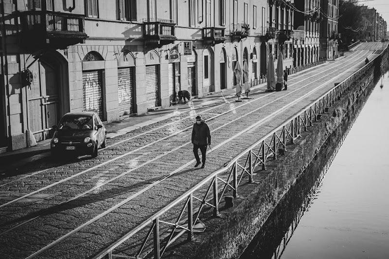 Milano ai tempi del Covid-19 di claudia_reali