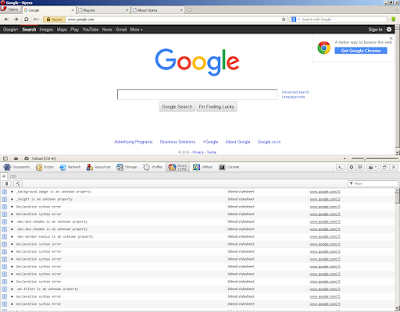 My Google Search page appearance changed to the old version