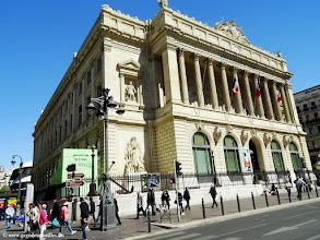 Photo: #007-Le Musée de la Marine au Palais de la Bourse sur la Canebière.