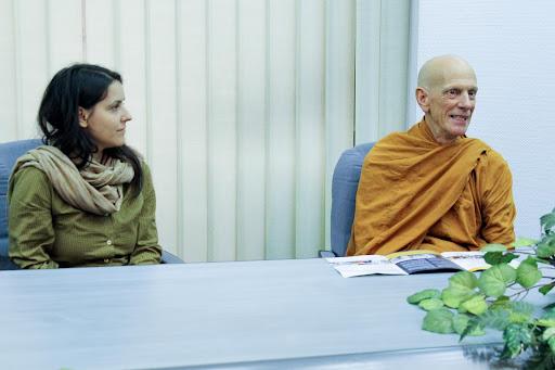 Conferinta Bhante Yogavacara Rahula - Buddhismul Theravada
