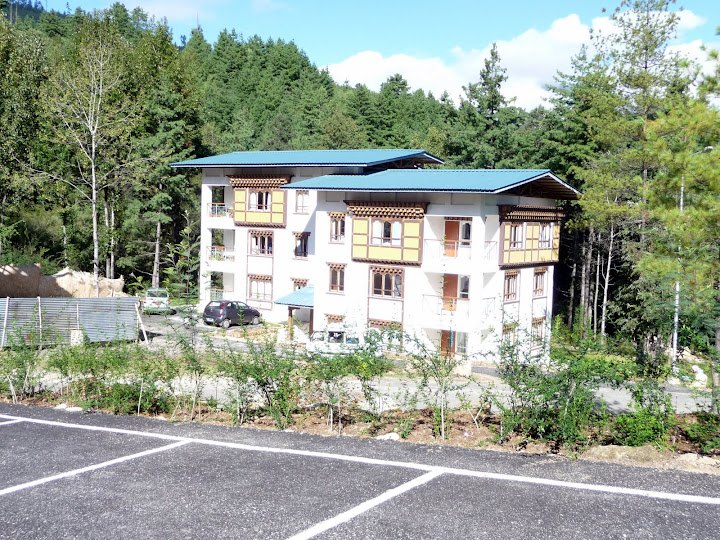 Faculty Housing, RTC, Bhutan